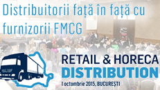Transart, partner in the conference Retail & Horeca Distribution