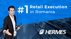 Hermes Mobile – the leader of the Retail Execution Market in Romania
