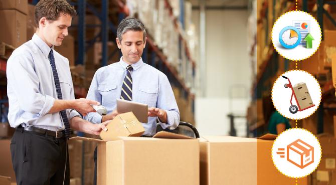 WMS Transart-Warehouse Manager depozit