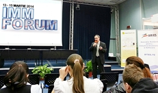 Transart la IMM Forum 2014: Solutii pentru controlul afacerii
