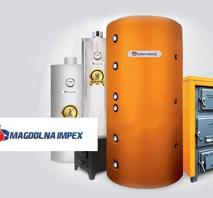 Distributia materialelor pentru instalatii la Magdolna Impex