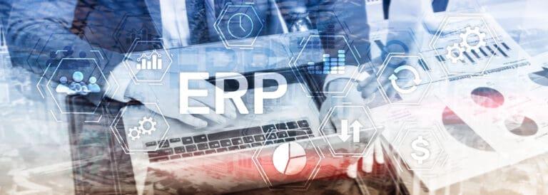 ERP - ce inseamna erp - componentele unui software erp