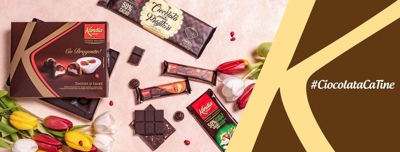 Trade-marketing si merchandising in distributia de dulciuri