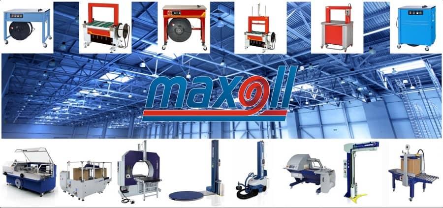 Maxoll ERP - distributie masini si materiale de ambalat