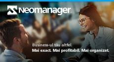 Neomanager. Sistemul profesional de gestiune folosit de peste 900 companii din România