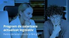 Program de salarizare actualizat legislativ