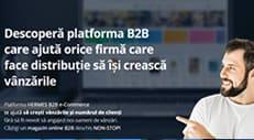 Transart anunta platforma B2B pentru firmele de distribuție