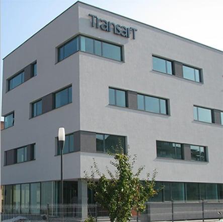 Software ERP SFA BI WMS - sediul Transart