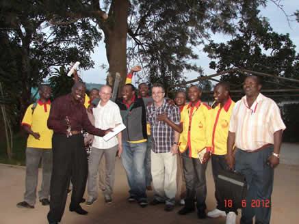 La implementare in Rwanda