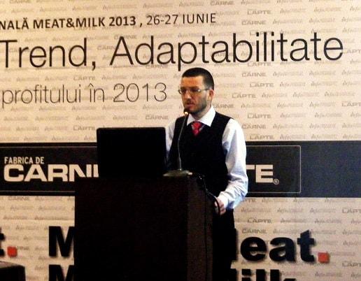 Cristian Lazar la Meat&Milk