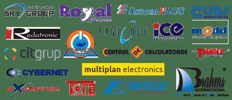 ERP transart distribuitori IT hardware - clienti B-Org