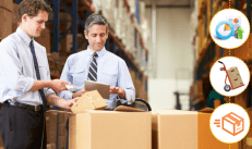 WMS - Warehouse Manager - gestiune activitati depozit
