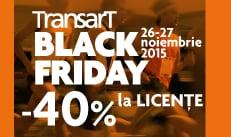 Transart BLACK FRIDAY 2015