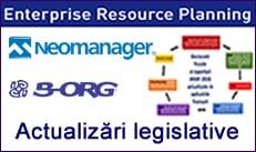 erp - actualizari legislative