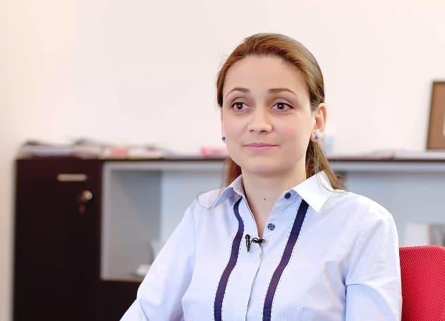Doina Morosan sef divizie Markefarm