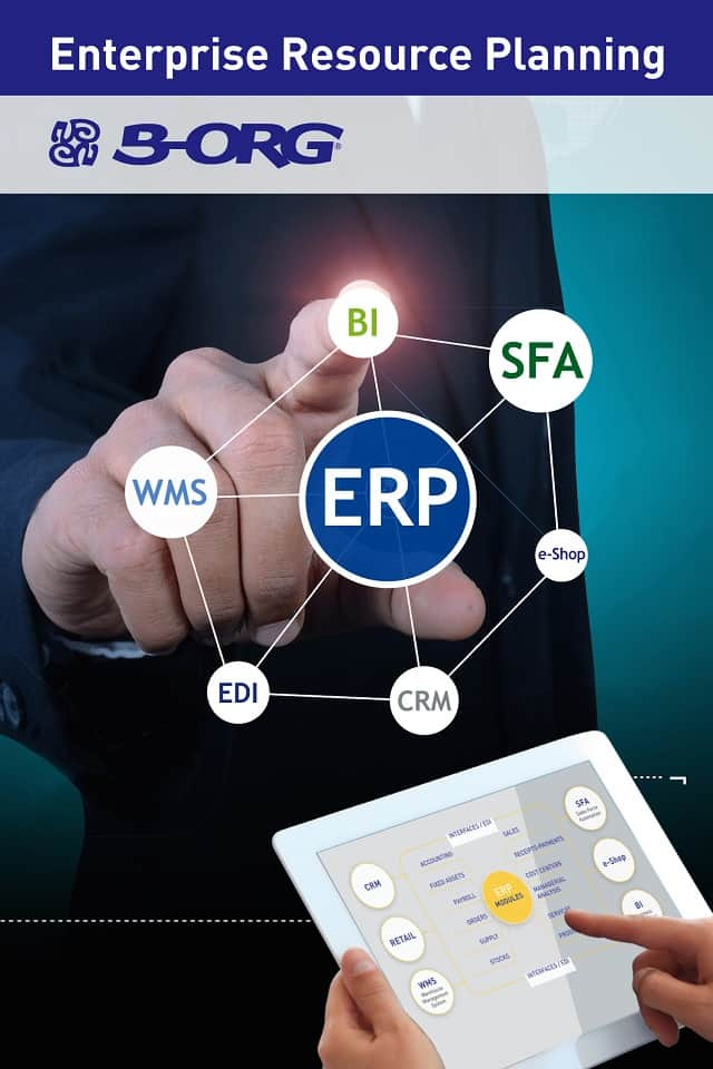 Ce este un sistem ERP? De ce ERP?
