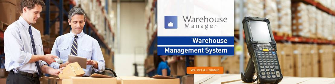 WMS Warehouse Manager