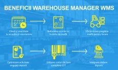 beneficii warehouse manager wms