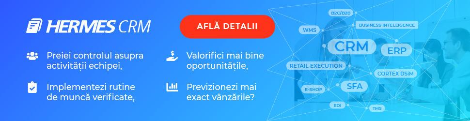 Software CRM Vanzari
