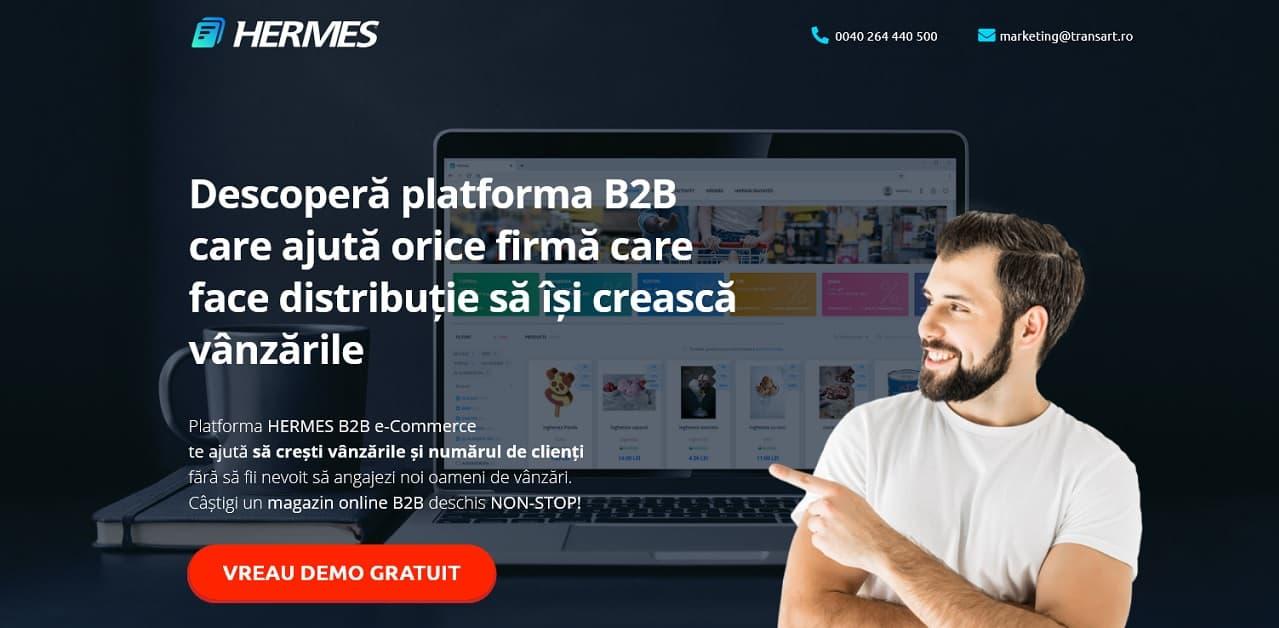 Platforma HERMES B2B
