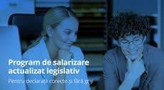 Program Salarizare